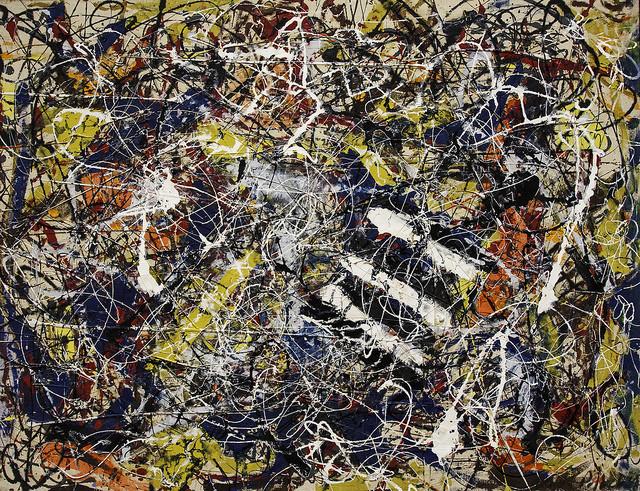 Number 17 A, Jackson Pollock