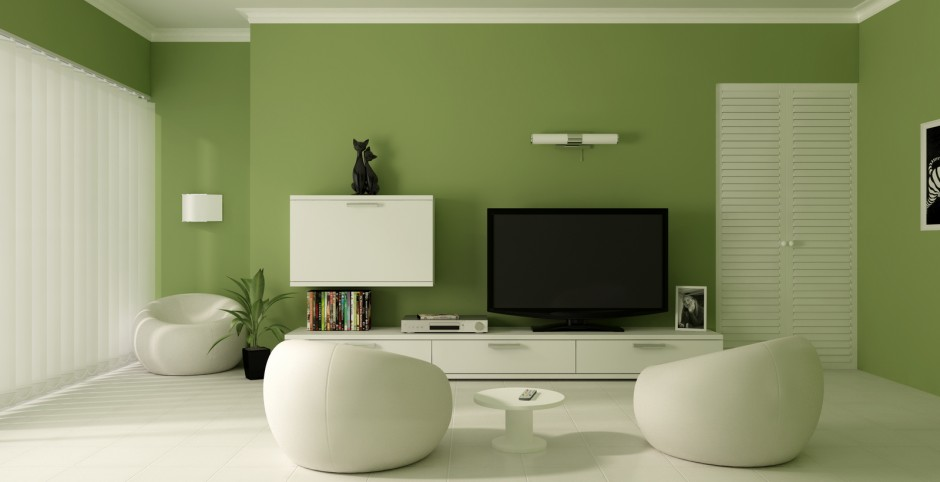 tembok hijau