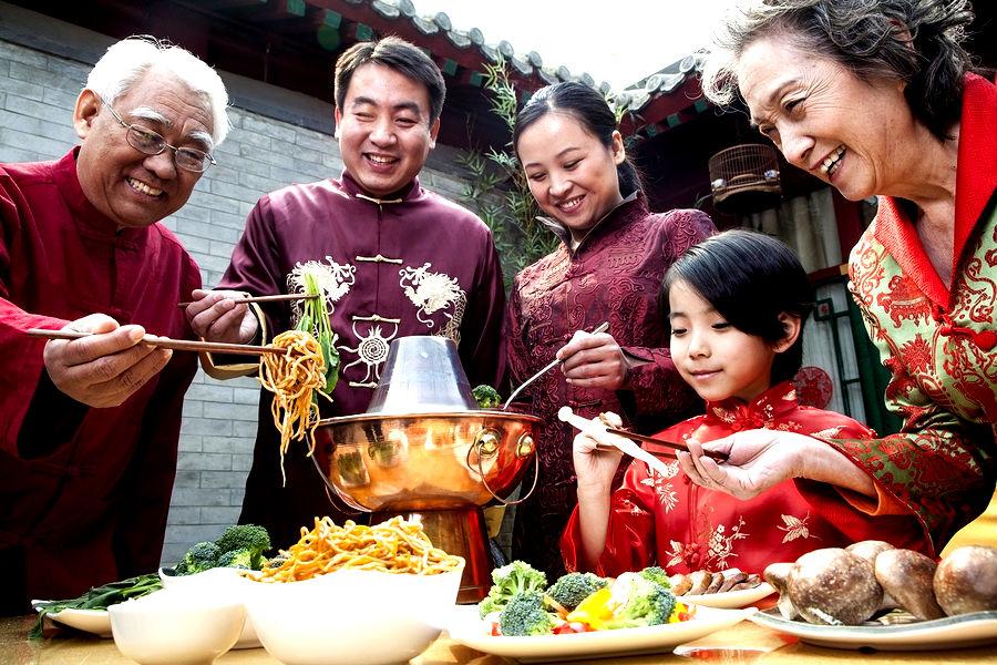 Waktunya berkumpul keluarga