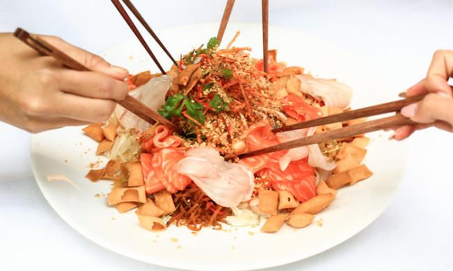 Ada makanan khas tahun baru Imlek khusus yang wajib dihidangkan