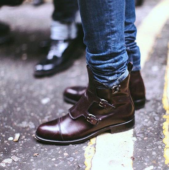 Cowok Keren Wajib Kenal 11 Model Sepatu Pria ini 649947b531