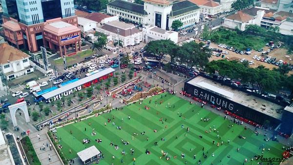 Kota Bandung yang Mempesona