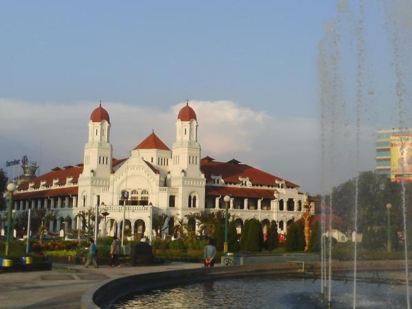 Kota Semarang yang Penuh Kenangan