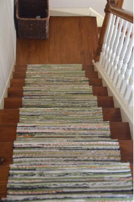 Ikea Karpet Anyaman Unik - Putih