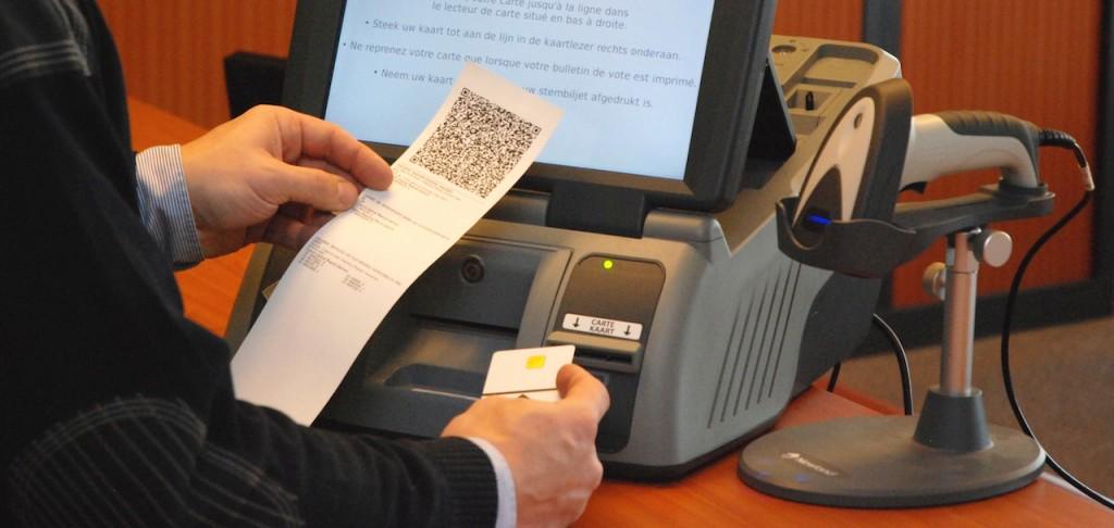 Beberapa negara sudah menerapkan e-voting