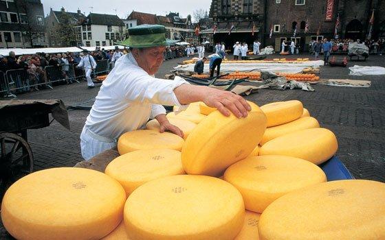 Alkmaar Cheese Museum Belanda