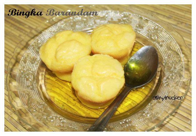 Bingka Barandam