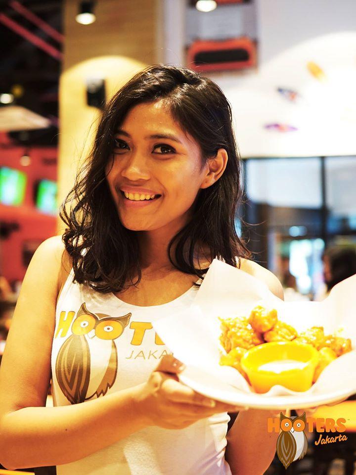 Hooters Jakarta Chicken Wings