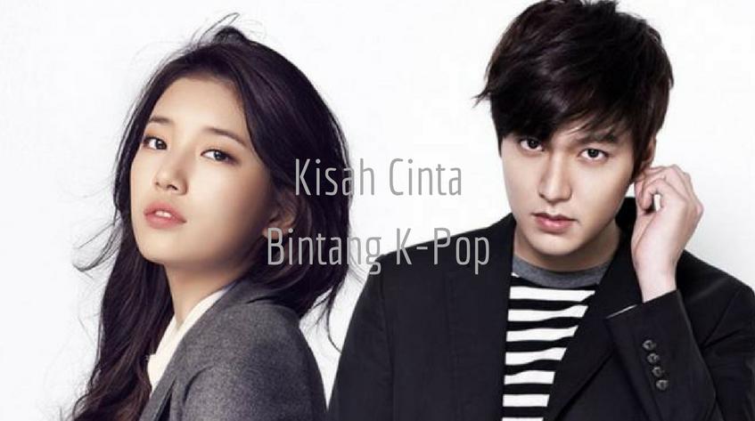 Kisah Cinta Bintang K Pop