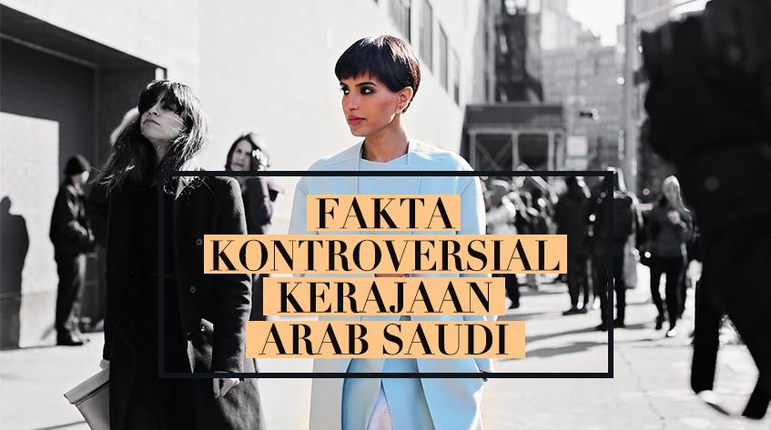 10 Fakta Kontroversial Seputar Anggota Kerajaan Arab Saudi