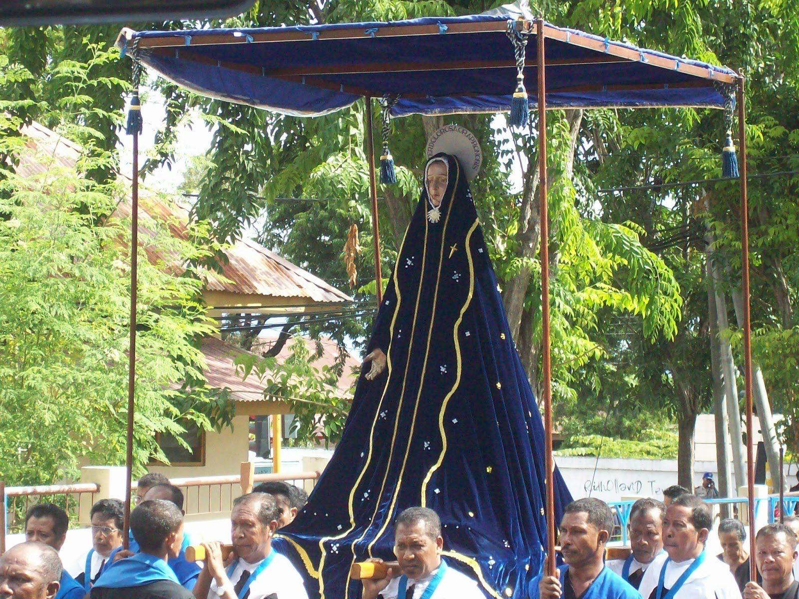 paskah di indonesia