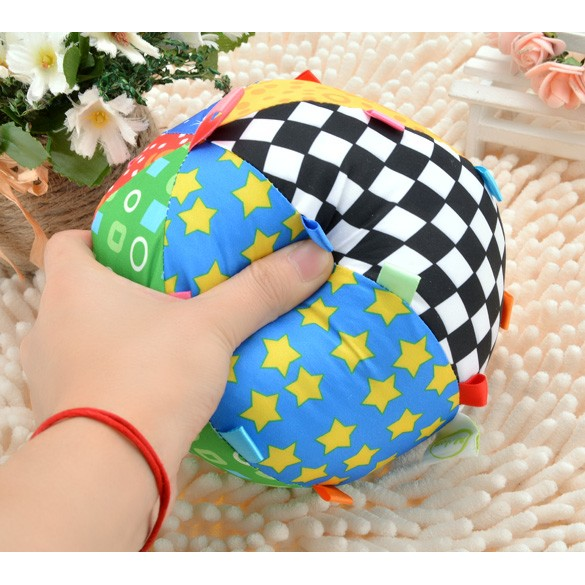 Baby Toys Ring Ball Educational Sensory Sport Ball