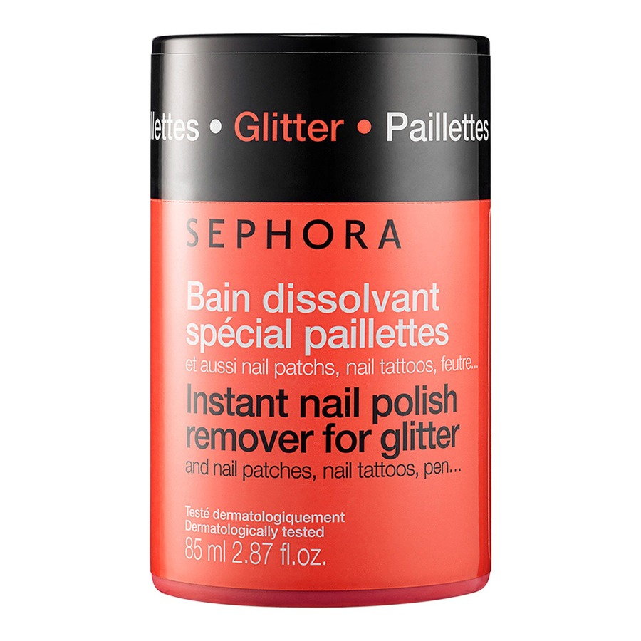 Sephora Collection Instant Nail Polish Remover for Gliter