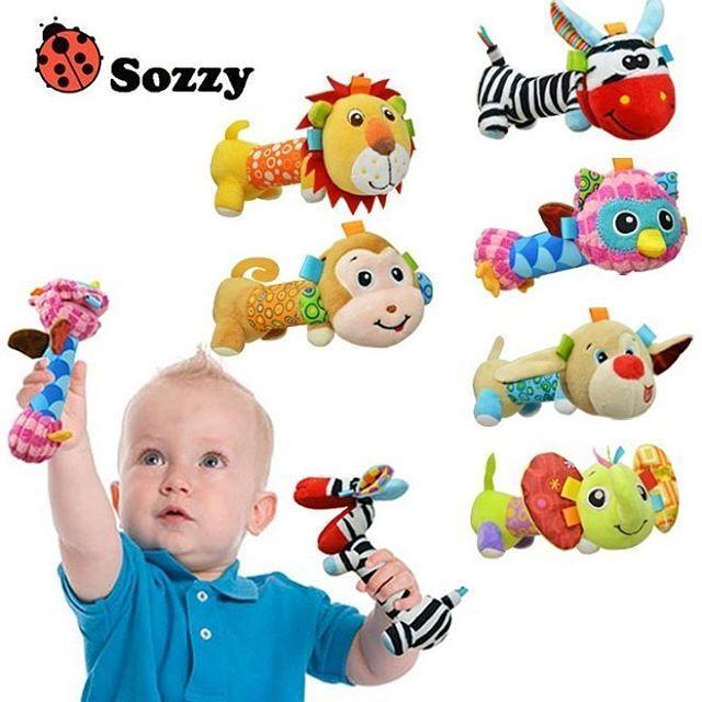 Sozzy squeeze me rattle 4D