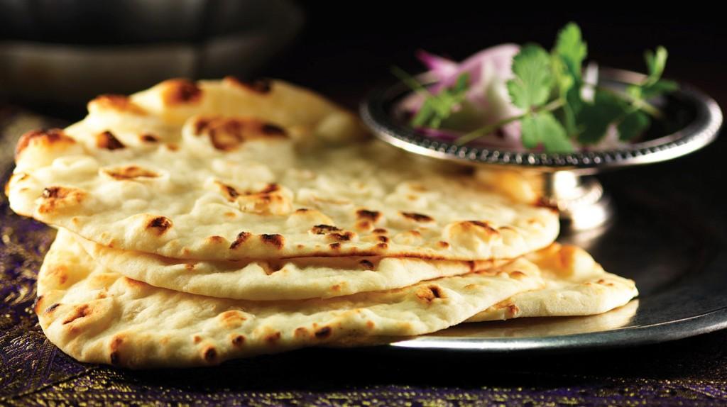 roti khas india naan