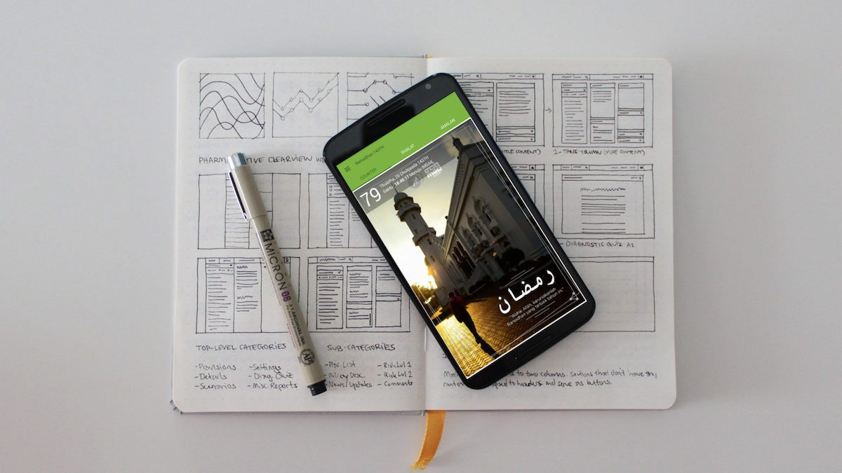 7 Aplikasi yang Harus Didownload Sebelum Bulan Ramadhan