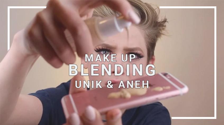 9 Make Up Blending Beauty Vlogger yang Mencuri Perhatian