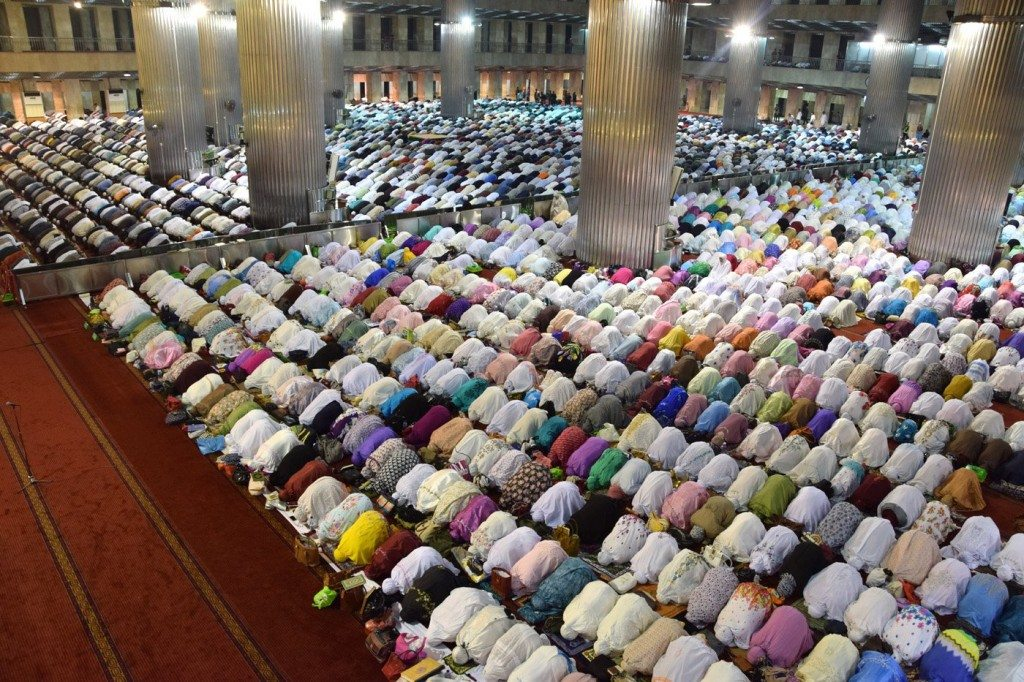 Bulan Ramadhan adalah bulan paling baik