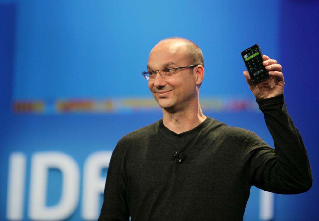 Google Bukan Pencipta Android
