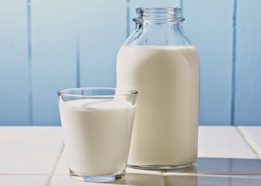 Susu adalah minuman terbaik