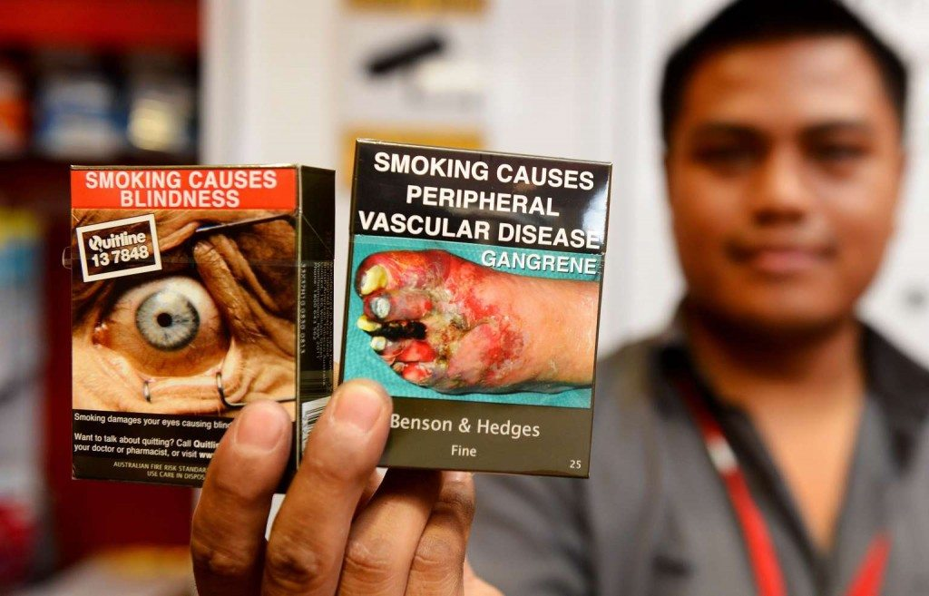australia rokok termahal di dunia