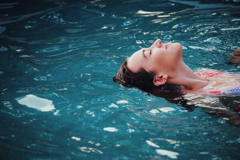 berenang saat puasa