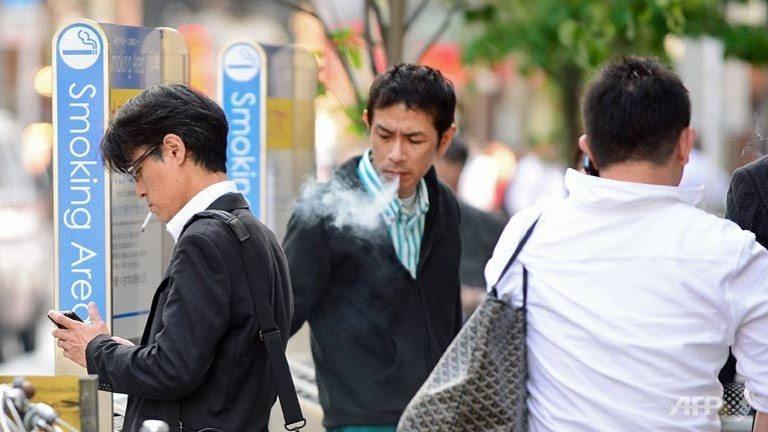 jepang perokok