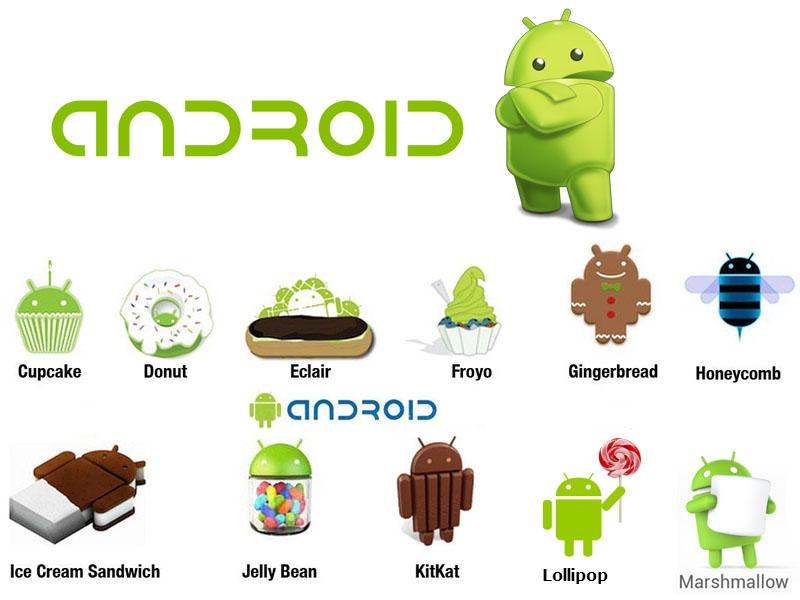 nama nama android