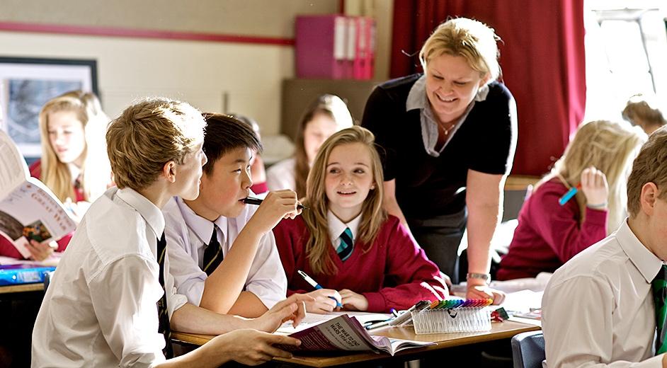 pendidikan di inggris