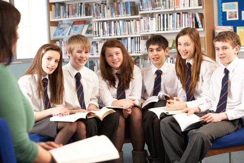 sekolah di irlandiaa