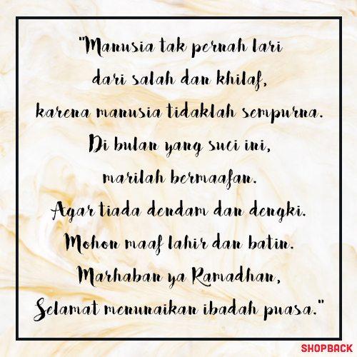 ucapan ramadhan 19