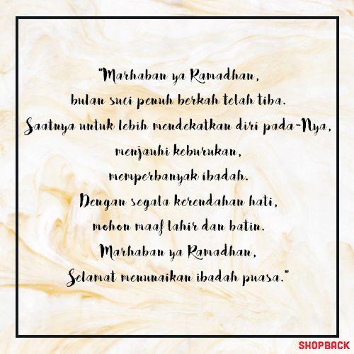 ucapan ramadhan 21