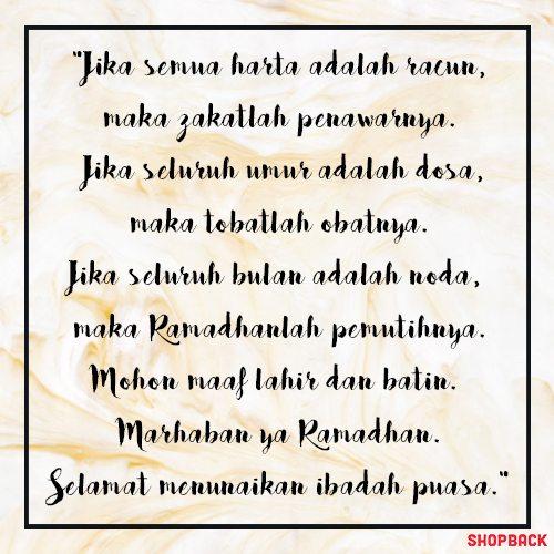 ucapan ramadhan 31