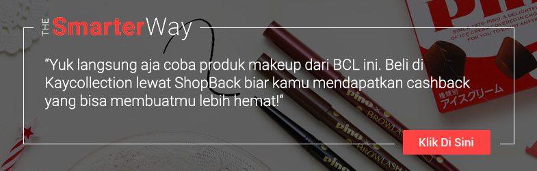 BCL Produk Makeup Jepang