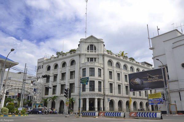 Gedung London Sumatera di medan