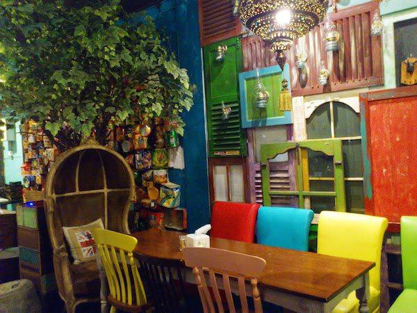 Resep Nenek Moyangku restoran di medan