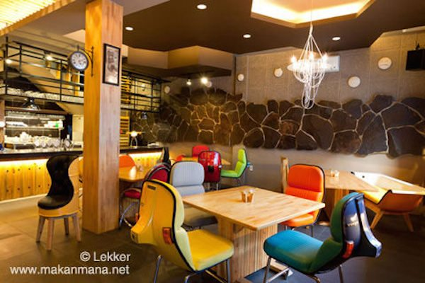 Lekker Urban Food House tempat makan di medan