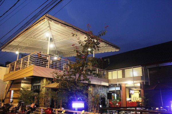 Stage Cafe kafe di medan
