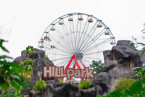 Hillpark Sibolangit tempat wisata di bandung