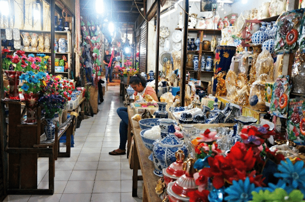 Pasar Belawan medan