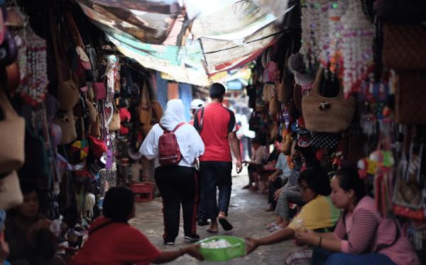 Kawasan Souvenir Jalan Ahmad Yani medan