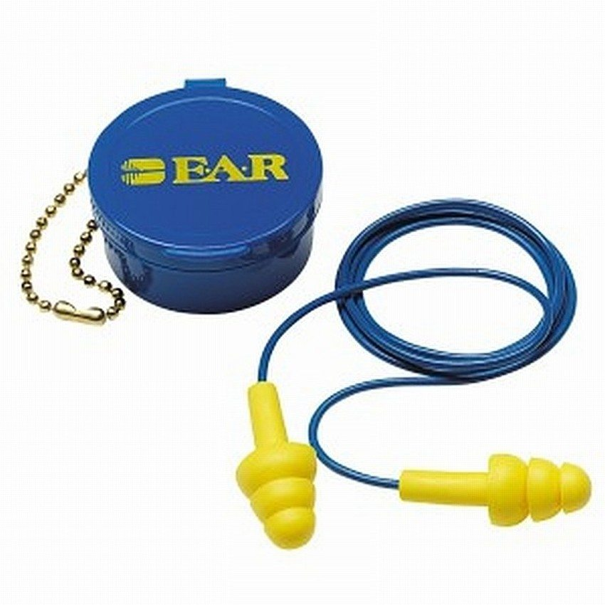 3M UltraFit Corded Earplugs