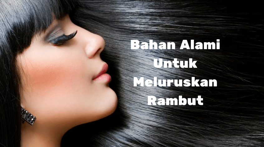 7 Cara Meluruskan Rambut Alami Tanpa Alat Catokan 3c5b72c597