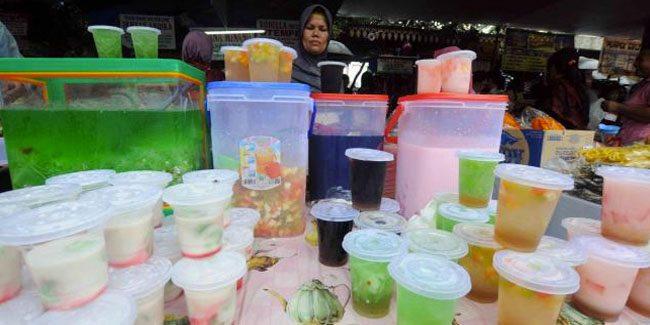 Jalan Asoka Pasar Takjil