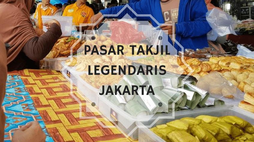 5 Tempat Takjil Legendaris di Jakarta