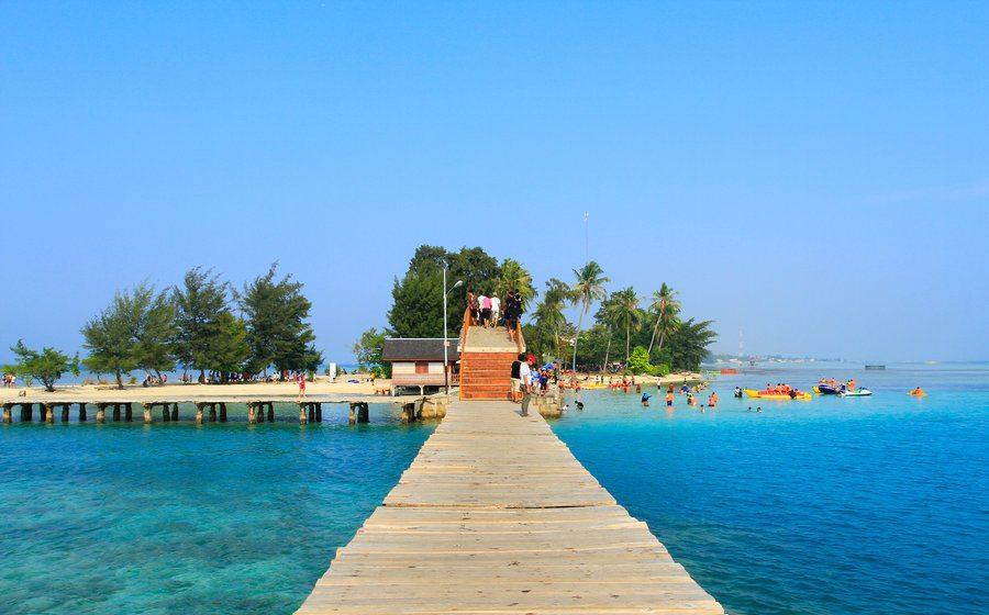 pulau harapan tempat wisata di jakarta