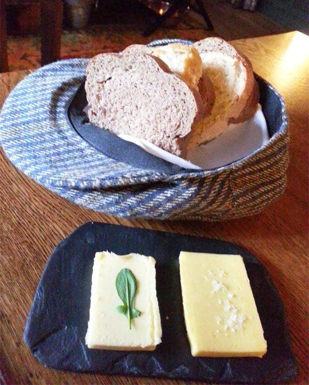 roti dalam topi