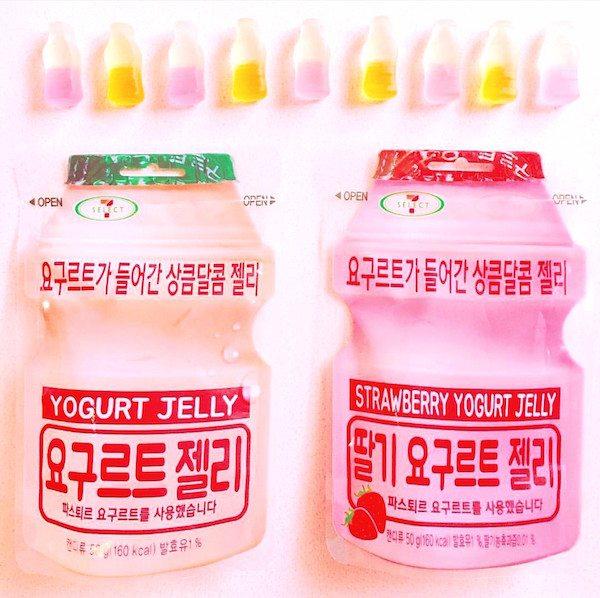 yogurt jelly oleh-oleh khas korea