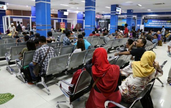 pengambilan paspor online