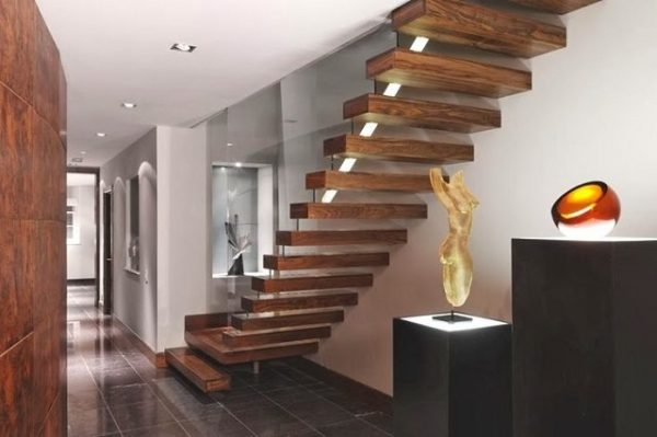 Ide tangga kayu